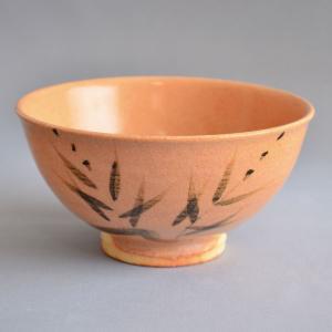 茶道具 茶碗 中里嘉孝 作 絵唐津茶碗|sadogu-kikuchi