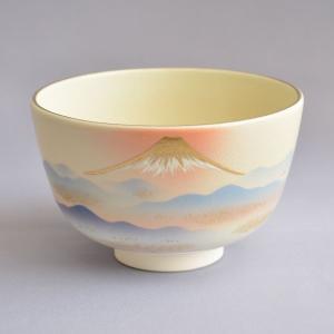 茶碗 茶道具 加藤松香 作 仁清御来光茶碗|sadogu-kikuchi