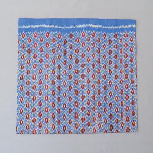 出帛紗 正絹 双鳥菱紋 タイシルク 茶道具 sadogu-kikuchi