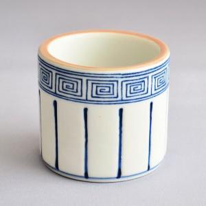 蓋置 茶道具 清宝窯 桶側蓋置|sadogu-kikuchi