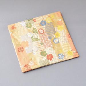 古帛紗 化繊交織 名物裂取り 茶道具|sadogu-kikuchi