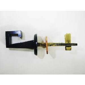 【茶道具 釘】銅鑼釘|sadogu-kikuchi