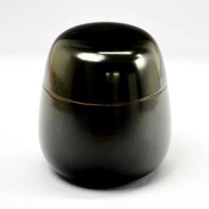 茶道具 棗 木製 真塗尻張棗(二度塗・本漆)|sadogu-kikuchi