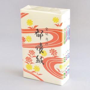 【茶道具 懐紙】都懐紙 5帖入 sadogu-kikuchi