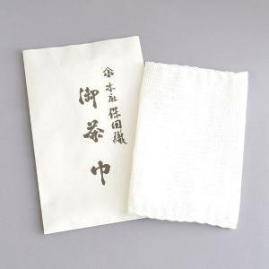 【茶道具 茶巾】茶巾 本麻 保田織  奈良晒|sadogu-kikuchi