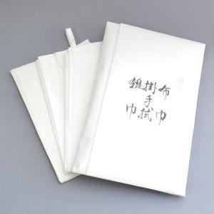 水屋道具 茶道具 水屋用 組布巾 三枚組 上品 (手織本麻布巾・綿雑巾・綿手拭)|sadogu-kikuchi