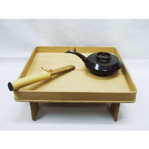 【茶道具 七事式道具】花台セット(国産極上杉使用)|sadogu-kikuchi