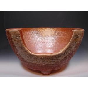 【茶道具】 瓶掛・紅鉢 風炉 信楽焼き (びんかけ) sadogu-nanakusa