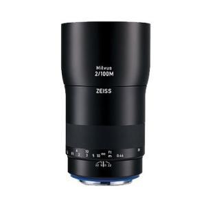焦点距離:100mm 絞り:f2.0-f22 撮影距離:0.44m-∞ レンズ構成:9群8枚 最近接...