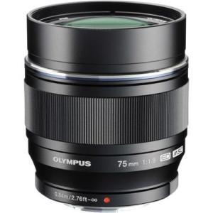 焦点距離 75mm(35mm判換算 150mm相当) 最大口径比/最小口径比 F1.8/F22 レン...