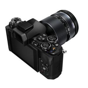 オリンパス(OLYMPUS) マイクロ一眼 OM-D E-M5 MarkII レンズキット ブラック 「M.ZUIKO DIGITAL ED 14-150mm F4.0-5.6 II」|saedaonline|03