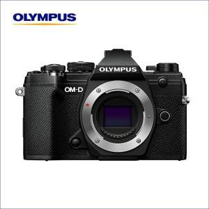 オリンパス(OLYMPUS) ミラーレス一眼 OM-D E-M5 MarkIII ボディ ブラック (レンズ別売) saedaonline