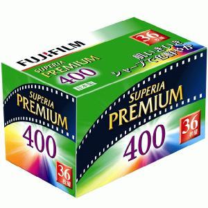 フジフイルム  35ミリ ネガカラーフィルム フジカラーSUPERIA プレミアム400 36枚撮り
