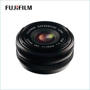 フジフイルム(FUJIFILM) フジノンレンズ XF18mmF2 R  型番:XF18mmF2 R...