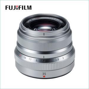 フジフイルム(FUJIFILM) フジノンレンズ XF35mmF2 R WR S シルバー