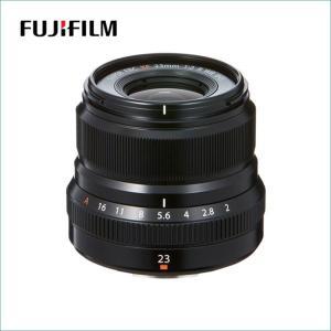 フジフイルム(FUJIFILM) フジノンレンズ XF23mmF2 R WR ブラック