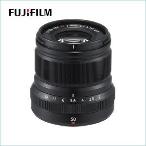 フジフイルム(FUJIFILM) フジノンレンズ XF50mm F2 R WR ブラック