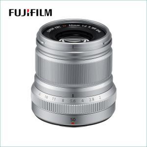 フジフイルム(FUJIFILM) フジノンレンズ XF50mm F2 R WR シルバー