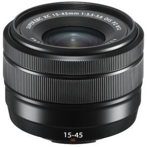 フジフイルム(FUJIFILM) フジノンレンズ XC15-45mm F3.5-5.6 OIS PZ ブラック
