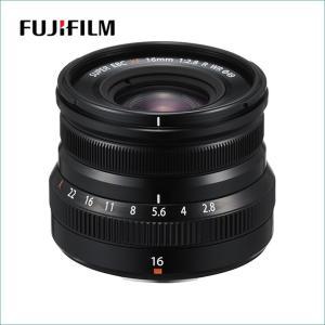 フジフイルム(FUJIFILM) フジノンレンズ  XF16mm F2.8 R WR ブラック