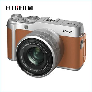 フジフイルム(FUJIFILM) X-A7 XC15-45mmF3.5-5.6 OIS PZ レンズ...