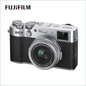 フジフイルム(FUJIFILM) レンズ一体型コンパクトデジタルカメラ X100V シルバー F X100V-S saedaonline