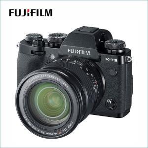 フジフイルム(FUJIFILM) X-T3 XF16-80mm レンズキット ブラック