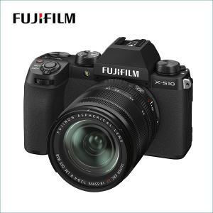 フジフイルム(FUJIFILM) ミラーレス一眼 X-S10 ボディ ブラック(写真のレンズは付属していません)|サエダオンラインショップ