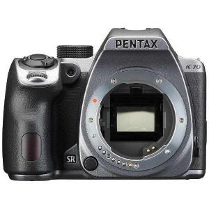ペンタックス(PENTAX) K-70 ボディ シルキーシル...