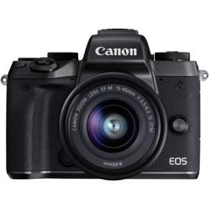 キヤノン(Canon) ミラーレス一眼 EOS M5 EF-...