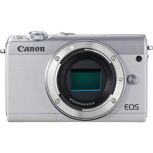 キヤノン(Canon) ミラーレス一眼 EOS M100 ボ...