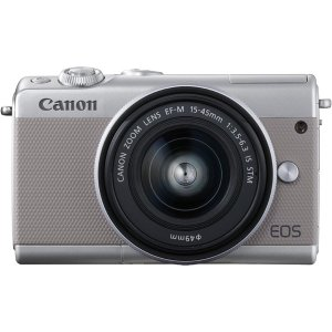 キヤノン(Canon) ミラーレス一眼 EOS M100 E...