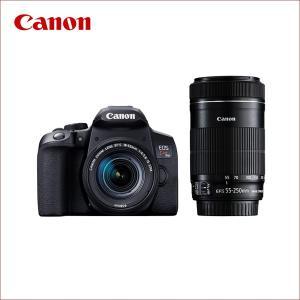 キヤノン(Canon) EOS Kiss X10i Wズームレンズキット EF-S18-55mm F...
