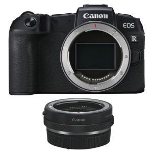 キヤノン(Canon) ミラーレス一眼 EOS RP マウントアダプターキット (レンズ別売)