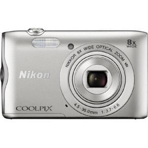 ニコン(Nikon) デジタルカメラ COOLPIX A300 (クールピクスA300) シルバー