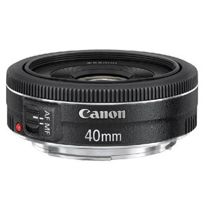 キヤノン(Canon) EF40mm F2.8 STM