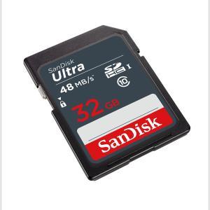 【メール便送料無料】【並行輸入品】サンディスク(SanDisk) ウルトラ SDHC UHS-I カード  【32GB】 SDSDUNB-032G-GN3IN