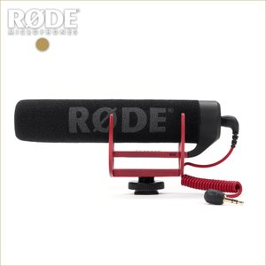 RODE(ロード) VIDEOMIC GO (ビデオマイクGO)  ビデオカメラ用マイク/ショットガ...