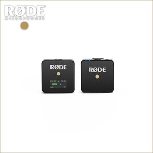 RODE(ロード) 超小型ワイヤレスマイクシステム ワイヤレスGO (Wireless GO)