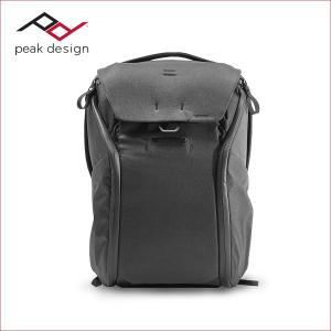 ピークデザイン(peak design)  エブリデイバックパック 20L ブラック BEDB-20...