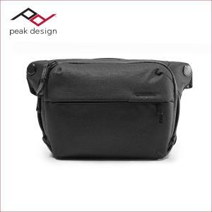 ピークデザイン(peak design)  エブリデイスリング 3L ブラック BEDS-3-BK-...