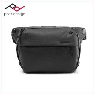 ピークデザイン(peak design)  エブリデイスリング 6L ブラック BEDS-6-BK-...