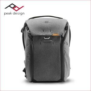 ピークデザイン(peak design)  エブリデイバックパック 20L チャコール BEDB-2...