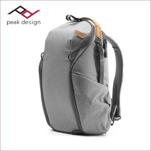ピークデザイン(peak design)  エブリデイバックパック ジップ15L アッシュ  BED...