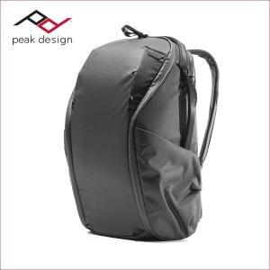 ピークデザイン(peak design)  エブリデイバックパック ジップ20L ブラック  BED...