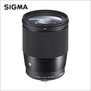 対応マウント : ソニー Eマウント / APS-Cサイズ専用  焦点距離 : 16mm(35mm換...