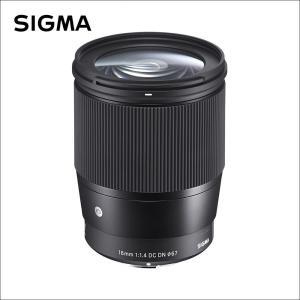 シグマ(Sigma)  16mm F1.4 DC DN  | Contemporary(コンテンポラ...