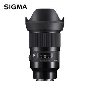 シグマ(Sigma)  28mm F1.4 DG HSM  | Art(アート) ソニーα[Eマウン...