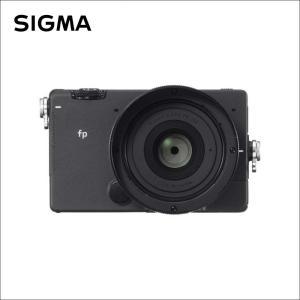 シグマ(sigma) ミラーレス一眼 fp + 45mm F2.8 DG DN   Contemporary レンズキット saedaonline