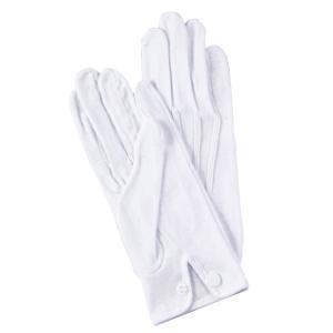 7ad8f2d2c998e イベント・選挙・式典・学校行事・セレモニー用☆白手袋(綿)・M